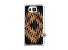 Coque Samsung Galaxy Alpha Aztec One Motiv Translu