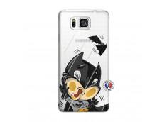 Coque Samsung Galaxy Alpha Bat Impact