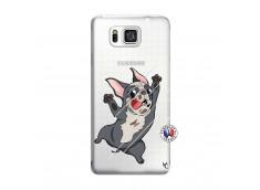 Coque Samsung Galaxy Alpha Dog Impact