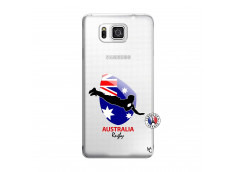 Coque Samsung Galaxy Alpha Coupe du Monde Rugby-Australia