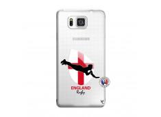 Coque Samsung Galaxy Alpha Coupe du Monde Rugby-England