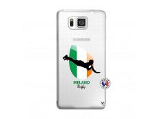 Coque Samsung Galaxy Alpha Coupe du Monde Rugby-Ireland