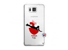 Coque Samsung Galaxy Alpha Coupe du Monde Rugby-Tonga