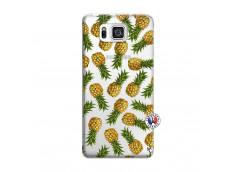 Coque Samsung Galaxy Alpha Ananas Tasia