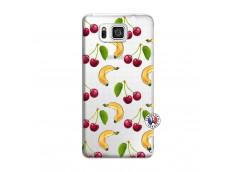 Coque Samsung Galaxy Alpha Hey Cherry, j'ai la Banane