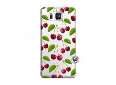 Coque Samsung Galaxy Alpha oh ma Cherry