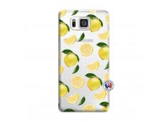 Coque Samsung Galaxy Alpha Lemon Incest