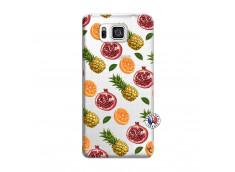 Coque Samsung Galaxy Alpha Fruits de la Passion