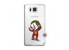 Coque Samsung Galaxy Alpha Joker Dance