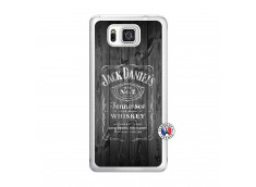 Coque Samsung Galaxy Alpha Old Jack Translu