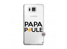 Coque Samsung Galaxy Alpha Papa Poule