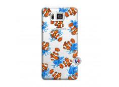 Coque Samsung Galaxy Alpha Poisson Clown