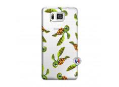 Coque Samsung Galaxy Alpha Tortue Géniale