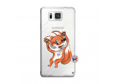 Coque Samsung Galaxy Alpha Fox Impact