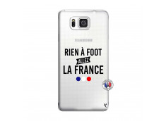 Coque Samsung Galaxy Alpha Rien A Foot Allez La France