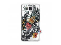 Coque Samsung Galaxy Alpha Leopard Tree