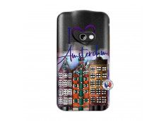 Coque Samsung Galaxy Beam I Love Amsterdam