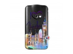 Coque Samsung Galaxy Beam I Love London