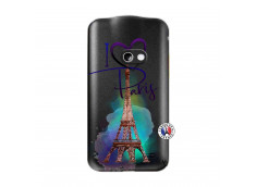 Coque Samsung Galaxy Beam I Love Paris