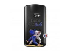 Coque Samsung Galaxy Beam Je peux pas j'ai Judo