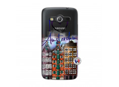Coque Samsung Galaxy Core 4G I Love Amsterdam