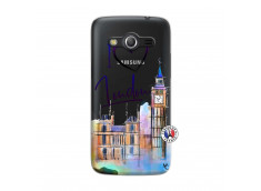 Coque Samsung Galaxy Core 4G I Love London