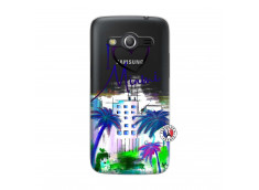 Coque Samsung Galaxy Core 4G I Love Miami