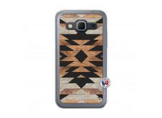 Coque Samsung Galaxy Core Prime Aztec Translu