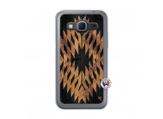 Coque Samsung Galaxy Core Prime Aztec One Motiv Translu