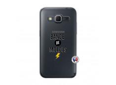 Coque Samsung Galaxy Core Prime Bandes De Moldus