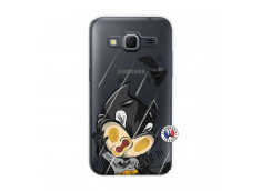 Coque Samsung Galaxy Core Prime Bat Impact