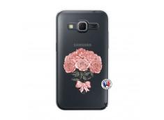 Coque Samsung Galaxy Core Prime Bouquet de Roses