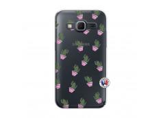 Coque Samsung Galaxy Core Prime Cactus Pattern