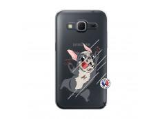 Coque Samsung Galaxy Core Prime Dog Impact