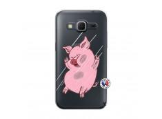 Coque Samsung Galaxy Core Prime Pig Impact