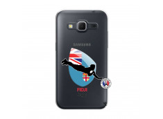 Coque Samsung Galaxy Core Prime Coupe du Monde Rugby Fidji