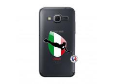 Coque Samsung Galaxy Core Prime Coupe du Monde Rugby-Italy