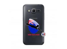 Coque Samsung Galaxy Core Prime Coupe du Monde Rugby- Nouvelle Zélande