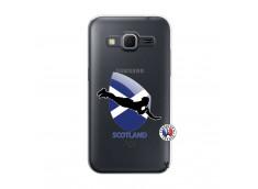 Coque Samsung Galaxy Core Prime Coupe du Monde Rugby-Scotland