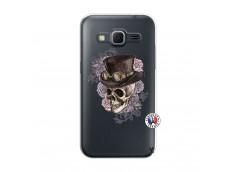 Coque Samsung Galaxy Core Prime Dandy Skull