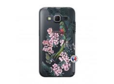 Coque Samsung Galaxy Core Prime Flower Birds