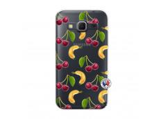 Coque Samsung Galaxy Core Prime Hey Cherry, j'ai la Banane