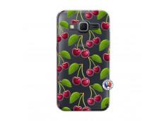 Coque Samsung Galaxy Core Prime oh ma Cherry