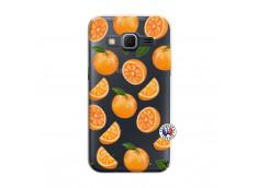 Coque Samsung Galaxy Core Prime Orange Gina