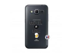Coque Samsung Galaxy Core Prime Gouteur De Biere