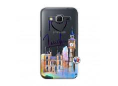 Coque Samsung Galaxy Core Prime I Love London