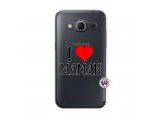Coque Samsung Galaxy Core Prime I Love Maman