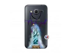 Coque Samsung Galaxy Core Prime I Love New York