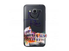 Coque Samsung Galaxy Core Prime I Love Rome