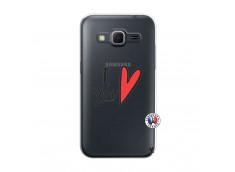 Coque Samsung Galaxy Core Prime I Love You
